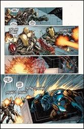 X-O Manowar #32 Preview 6