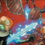 Preview: X-O Manowar #32 by Venditti & Bernard