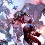 First Look: X-O Manowar #34 by Venditti & Bernard
