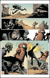 Zombies vs Robots #1 Preview 6