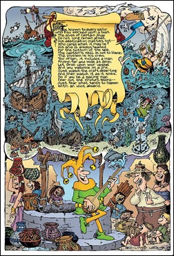 Groo: Friends and Foes #1 Preview 1