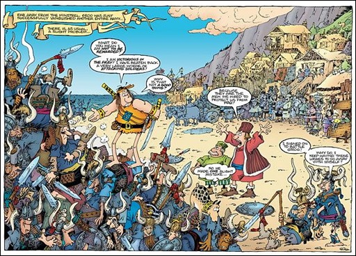 Groo: Friends and Foes #1 Preview 2