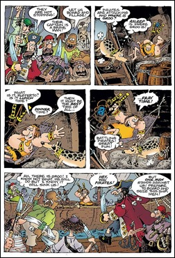 Groo: Friends and Foes #1 Preview 3
