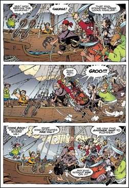 Groo: Friends and Foes #1 Preview 4