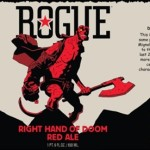Hellboy Beer, You Say? Yessir! Right Hand of Doom Red Ale
