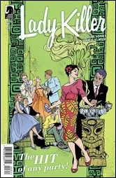 Lady Killer #3 Cover
