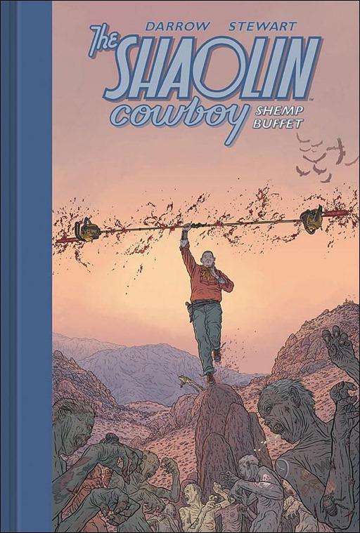 The Shaolin Cowboy: Shemp Buffet Cover