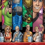 Palmiotti & Brady's The Big Con Job Coming in March