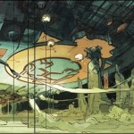 Preview: Low, Volume 1: The Delirium of Hope by Remender & Tocchini