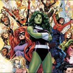 A-Force – The All Female Avengers Arrives In May