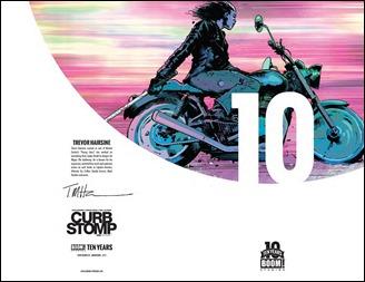 Curb Stomp #1 Cover B