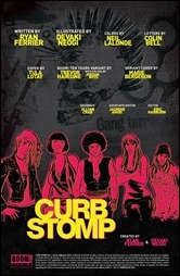 Curb Stomp #1 Preview 1