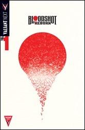 Bloodshot Reborn #1 Cover A - Doe