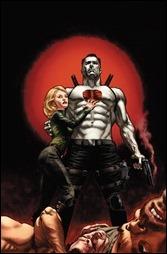 Bloodshot Reborn #1 Cover D - LaRosa