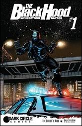 The Black Hood #1 Cover - Chaykin Variant