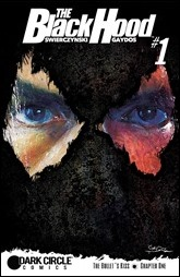 The Black Hood #1 Cover