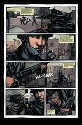The Black Hood #1 Preview 2