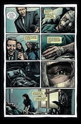 The Black Hood #1 Preview 3