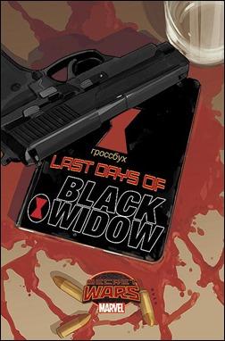 Black Widow #19 Cover