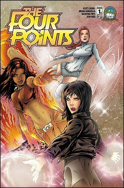 The Four Points Cover A - Gunderson