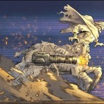 First Look: Ghost Racers #1 by Smith & Gedeon Coming in May