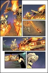 Ghost Racers #1 unlettered Preview 3