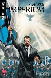 Imperium #2 Cover - LaRosa Variant