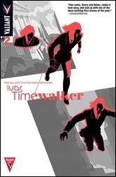 Ivar, Timewalker #2 Cover A - Allen