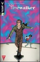 Ivar, Timewalker #2 Cover - Perez Variant