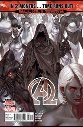 New Avengers #31 Cover