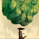 Planet Hulk #1 by Humphries & Laming Smashes Into Stores in May