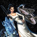 First Look at Princess Leia #1 by Mark Waid & Terry Dodson