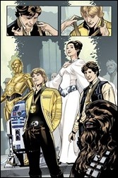 Princess Leia #1 Preview 1