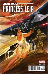 Princess Leia #1 Cover - Ross Variant