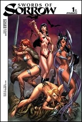 Swords of Sorrow #1 Cover A - Campbell