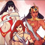 Swords of Sorrow Features All-Female Writing Teams Headlined by Gail Simone