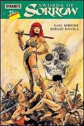 Swords of Sorrow #1 Cover D - Hack