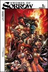 Swords of Sorrow #1 Cover F - Chin