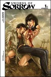 Swords of Sorrow #1 Cover I - Poulat