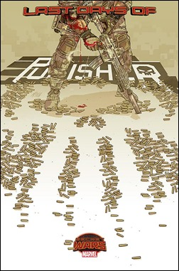 The Punisher #19 Cover