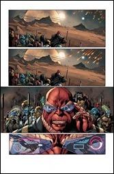 X-O Manowar #34 Preview 1