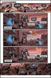 X-O Manowar #34 Preview 5