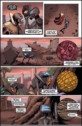 X-O Manowar #34 Preview 6