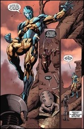 X-O Manowar #34 Preview 7