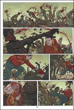 The Shaolin Cowboy: Shemp Buffet Preview 5