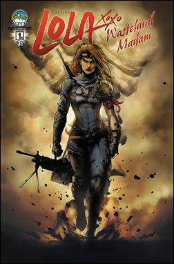Lola XOXO: Wasteland Madam #1 Cover B