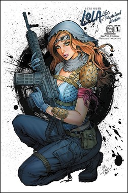 Lola XOXO: Wasteland Madam #1 Cover C
