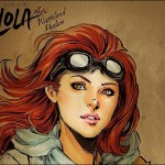 Covers Preview: Lola XOXO: Wasteland Madam #1 by Hernandez & Oum