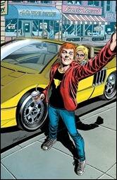 Archie #1 CVR O Variant: Jerry Ordway, Jose Villarubia