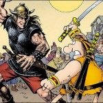 Preview: Groo vs. Conan TPB by Evanier, Aragones, & Yeates